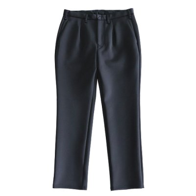 Curly / TRACK TROUSERS - BLACK