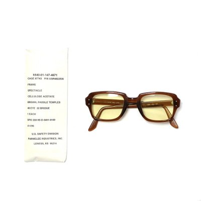 Military / USS Military Eyewear - Yellow