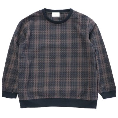 "KUON (クオン) / Pullover Shirts ""B""- Brown"