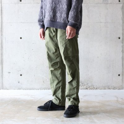 orslow / EASY CARGO PANTS - ARMY GREEN