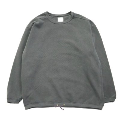 ODDMENT / Remake Dyed Sweat - PEPPER
