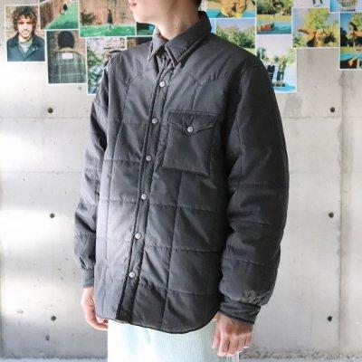 WESTOVERALLS / Flostline Quilting Jacket - GRAY