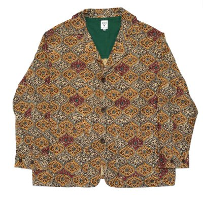 South2West8 / Pen Jacket (Batik Print) - ARABASQUE