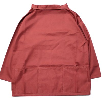 NEWLYN SMOCKS(ニューリンスモック) / Fisherman's Smock - TERRACOTTA