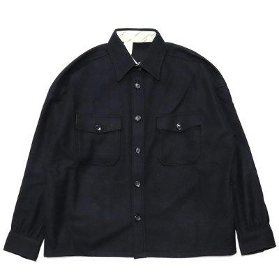 N.HOOLYWOOD / 1202-SH08-056 C.P.O JKT - BLACK