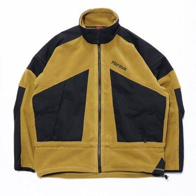 Marmot (マーモット) / Alpinist Tech Sweater - COYOTE / BLACK