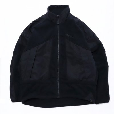 Marmot (マーモット) / Alpinist Tech Sweater - BLACK / BLACK