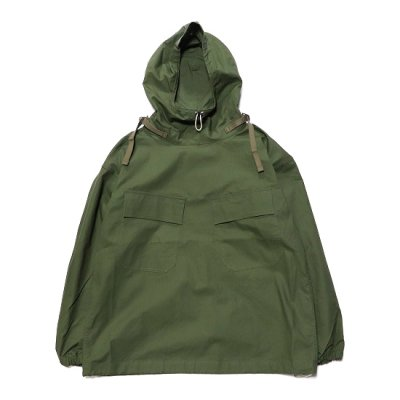 A VONTADE (ア ボンタージ) / Salvage Parka - OLIVE