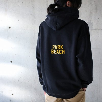 FUNG / PRINT PARKA (ROCKAWAY) - BLACK