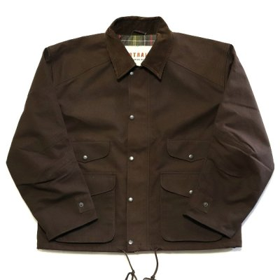 PORTRAITE (ポートレイト) / Classic Field Jacket (Canvas) - DK BROWN