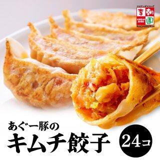 キムチ餃子 冷凍 24個