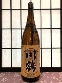 川鶴本醸造1.8ℓ
