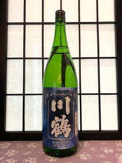 川鶴特別純米1.8ℓ