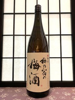 梅乃宿梅酒 1.8ℓ