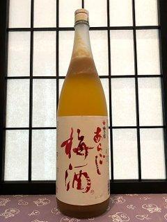梅乃宿あらごし梅酒1.8ℓ