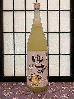 梅乃宿ゆず酒1.8ℓ