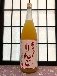 梅乃宿りんご1.8ℓ