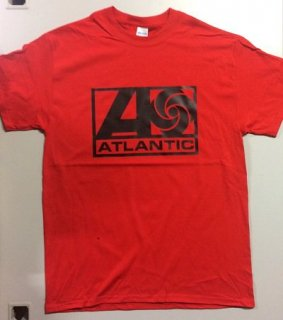 Atlantic Records T-Shirt / Classic Heavy Cotton<img class='new_mark_img2' src='https://img.shop-pro.jp/img/new/icons15.gif' style='border:none;display:inline;margin:0px;padding:0px;width:auto;' />