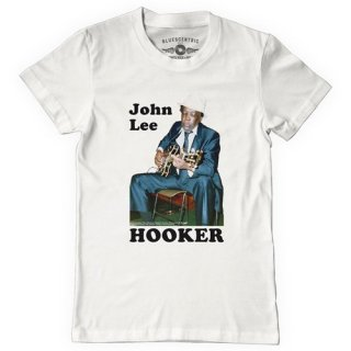 John Lee Hooker T-Shirt / Classic Heavy Cotton