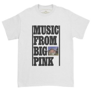 The Band Music From Big Pink T-Shirt / Classic Heavy Cotton<img class='new_mark_img2' src='https://img.shop-pro.jp/img/new/icons15.gif' style='border:none;display:inline;margin:0px;padding:0px;width:auto;' />