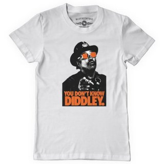 Bo You Don't Know Diddley T-Shirt / Classic Heavy Cotton