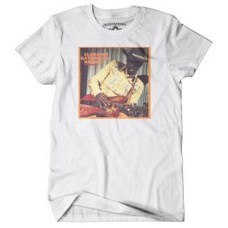 Clarence Gatemouth Brown Pressure Cooker T-Shirt / Classic Heavy Cotton<img class='new_mark_img2' src='https://img.shop-pro.jp/img/new/icons5.gif' style='border:none;display:inline;margin:0px;padding:0px;width:auto;' />