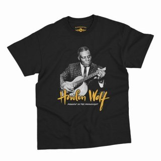 Howlin Wolf Moanin in the Moonlight T-Shirt / Classic Heavy Cotton<img class='new_mark_img2' src='https://img.shop-pro.jp/img/new/icons12.gif' style='border:none;display:inline;margin:0px;padding:0px;width:auto;' />