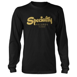 Specialty Records Long Sleeve T-Shirt / Classic Heavy Cotton