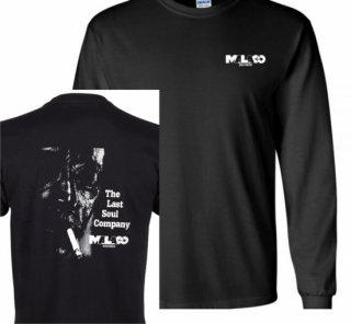 Malaco Last Soul Company Long Sleeve T-Shirt / Classic Heavy Cotton