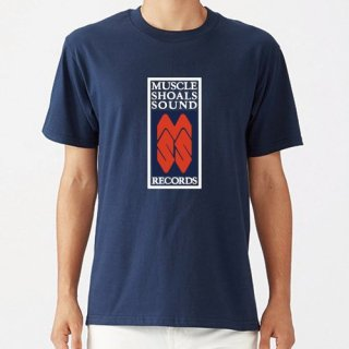 Muscle Shoals Sound Records label logo T Shirts<img class='new_mark_img2' src='https://img.shop-pro.jp/img/new/icons1.gif' style='border:none;display:inline;margin:0px;padding:0px;width:auto;' />