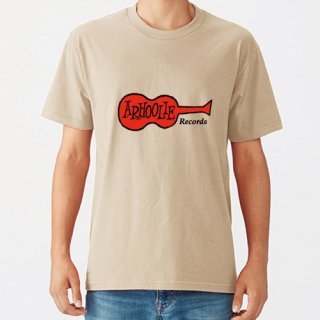 Arhoolie Records Red label logo T Shirts