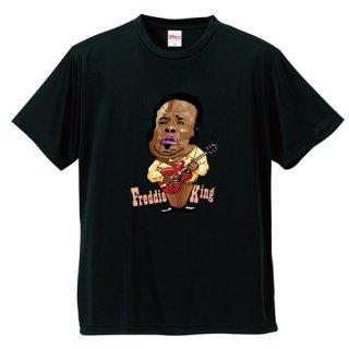 Freddie King Portrait T Shirts