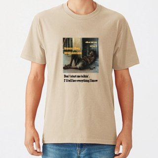 Sonny Boy Williamson � 『Down And Out Blues』 Jacket T Shirts<img class='new_mark_img2' src='https://img.shop-pro.jp/img/new/icons1.gif' style='border:none;display:inline;margin:0px;padding:0px;width:auto;' />
