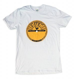 SUN Logo Tee - White / Classic Heavy Cotton<img class='new_mark_img2' src='https://img.shop-pro.jp/img/new/icons5.gif' style='border:none;display:inline;margin:0px;padding:0px;width:auto;' />