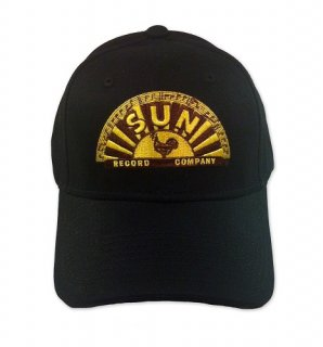 SUN High-Profile Hat (BLACK)