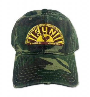 SUN Low-Profile Hat, Camo(迷彩)