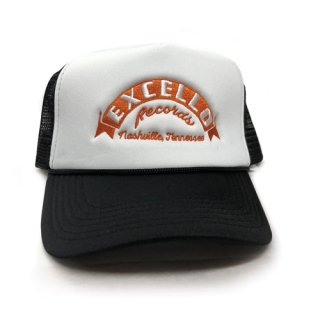 Excello Records Hat - Foam Trucker<img class='new_mark_img2' src='https://img.shop-pro.jp/img/new/icons5.gif' style='border:none;display:inline;margin:0px;padding:0px;width:auto;' />