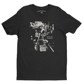 Bob Dylan and The Band Basement Tapes T-Shirt / Lightweight Vintage Style