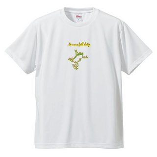 Frog Logo  'do ones full duty'  T Shirts / White<img class='new_mark_img2' src='https://img.shop-pro.jp/img/new/icons5.gif' style='border:none;display:inline;margin:0px;padding:0px;width:auto;' />