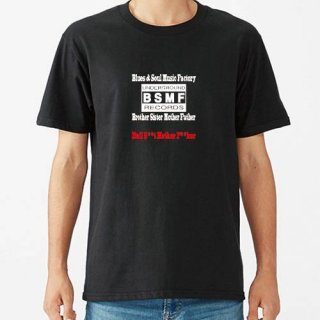 BSMF RECORDS Small Logo T Shirts / Black<img class='new_mark_img2' src='https://img.shop-pro.jp/img/new/icons8.gif' style='border:none;display:inline;margin:0px;padding:0px;width:auto;' />