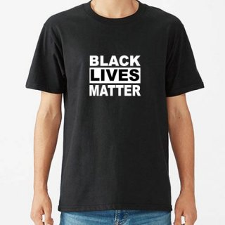 Black Lives Matter Logo T Shirts / Black<img class='new_mark_img2' src='https://img.shop-pro.jp/img/new/icons8.gif' style='border:none;display:inline;margin:0px;padding:0px;width:auto;' />