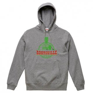 ROOTSVILLE Logo Parka Pullover<img class='new_mark_img2' src='https://img.shop-pro.jp/img/new/icons5.gif' style='border:none;display:inline;margin:0px;padding:0px;width:auto;' />