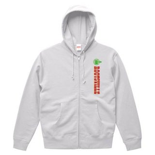 ROOTSVILLE Logo Parka Fullzip<img class='new_mark_img2' src='https://img.shop-pro.jp/img/new/icons5.gif' style='border:none;display:inline;margin:0px;padding:0px;width:auto;' />