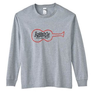 Arhoolie Records label logo Long T Shirts<img class='new_mark_img2' src='https://img.shop-pro.jp/img/new/icons5.gif' style='border:none;display:inline;margin:0px;padding:0px;width:auto;' />