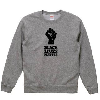 Black Lives Matter Hand Logo Sweat<img class='new_mark_img2' src='https://img.shop-pro.jp/img/new/icons5.gif' style='border:none;display:inline;margin:0px;padding:0px;width:auto;' />