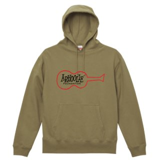 Arhoolie Records label logo Parka Pullover<img class='new_mark_img2' src='https://img.shop-pro.jp/img/new/icons5.gif' style='border:none;display:inline;margin:0px;padding:0px;width:auto;' />