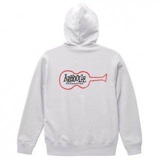Arhoolie Records label logo Parka Fullzip<img class='new_mark_img2' src='https://img.shop-pro.jp/img/new/icons5.gif' style='border:none;display:inline;margin:0px;padding:0px;width:auto;' />