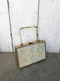 Vintage 1950's Shell Purse