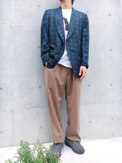 ~70s Silk Tailored JKT