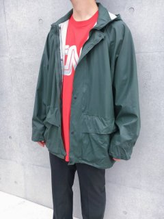 PVC-Fabric Hooded JKT